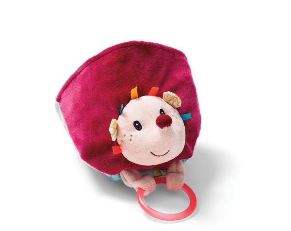 Alice, the reversible rattle de Lilliputiens Ofertas