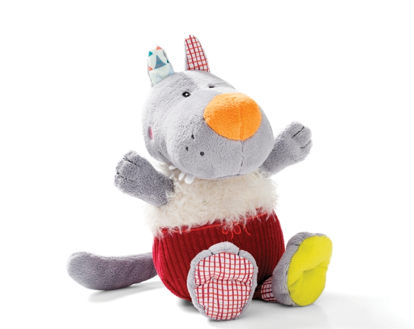 Nicolas, the cuddly soft toy de Lilliputiens Ofertas