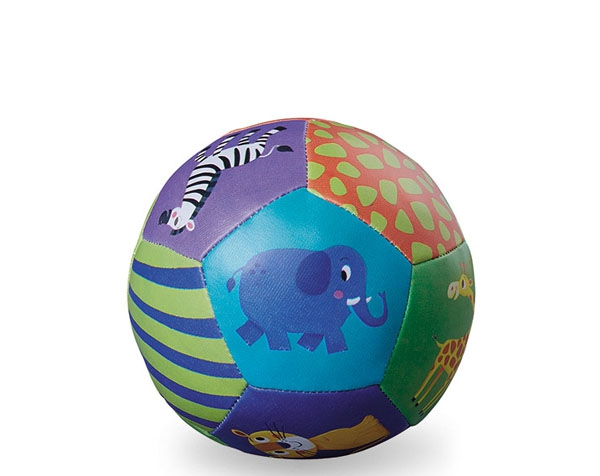 Ball Baby´s first Jungle  13 cm  de Crocodile Creek