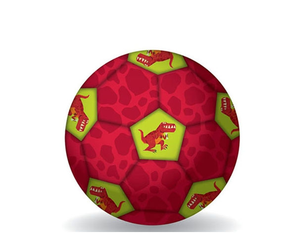 Soccer Ball T-Rex 14 cm  de Crocodile Creek