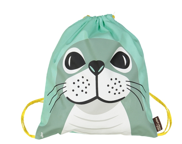 Seal light green Rucksack de Coq en Pâte