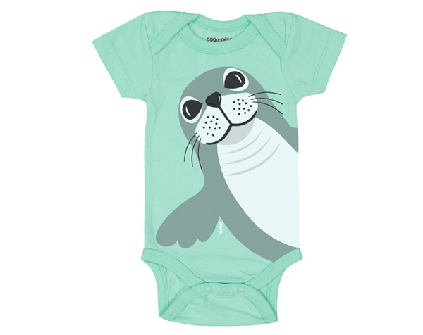 Seal light green body MC T-12 de Coq en Pâte