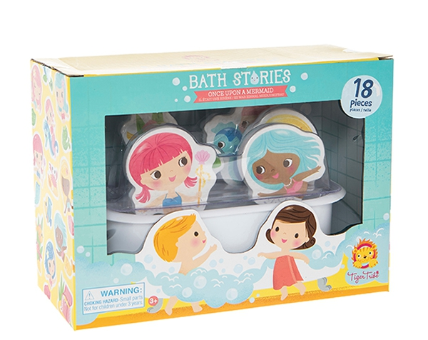 Bath Stories Mermaids de Tiger Tribe