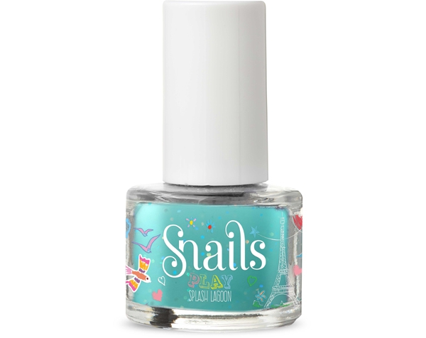 Nail Polish/Splash Lagoon (set 6) Play  de Snails