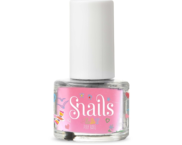 Nail Polish/Pink Bang Play (set 6) de Snails