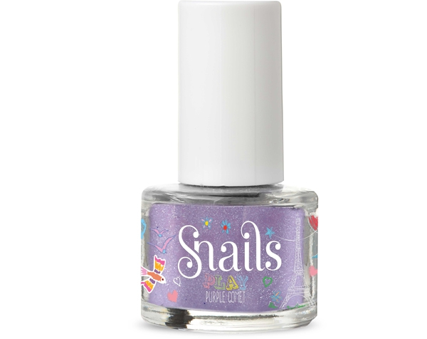 Nail Polish/Purple Comet Play (set 8) de Snails
