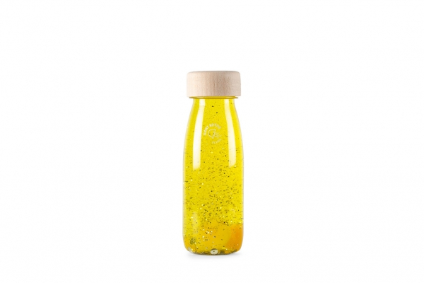 Float Bottle Yellow de Petit Boum
