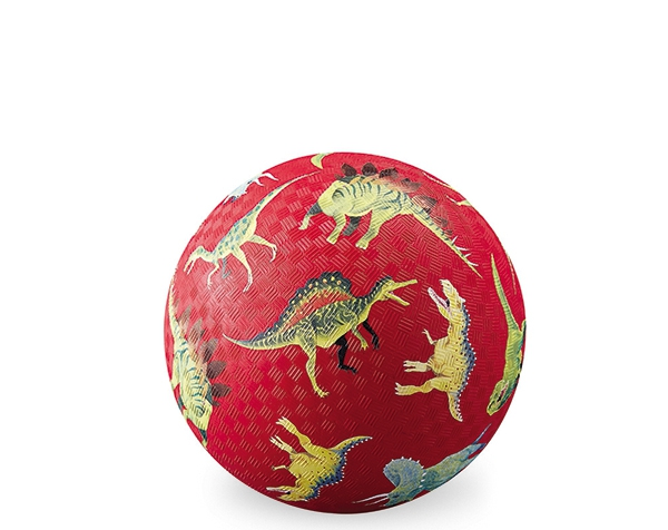 Ball Play Dinosaurs Red 18 cm. de Crocodile Creek