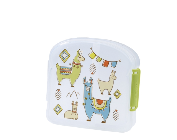 Mama Llama Good Lunch Sandwich Box de Sugarbooger