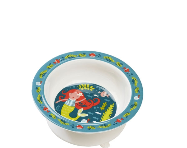 Isla The Mernaid Suction Bowl de Sugarbooger