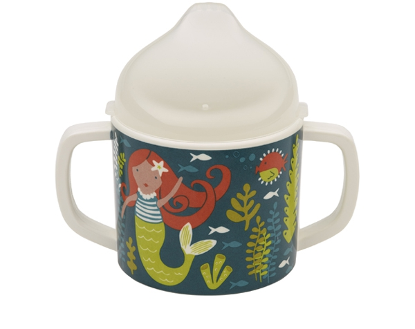 Isla The Mermaid Sippy Cup de Sugarbooger