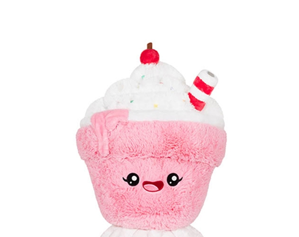Food Strawberry Milkshake 18 cm de Squishable