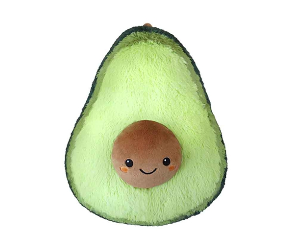 Food Avocado 38 cm de Squishable
