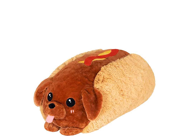 Food Dachshund Hot Dog 38 cm de Squishable