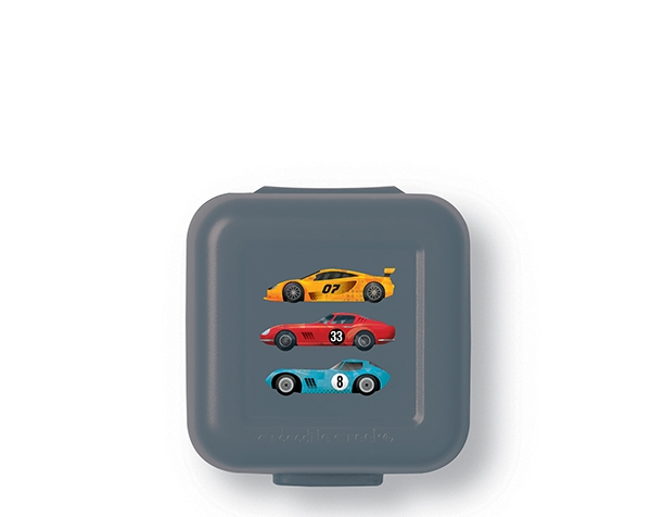 Snack Keeper Race Car Set 2 de Crocodile Creek