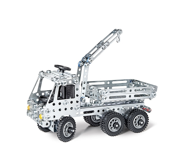 Truck With Crane Arm de Eitech