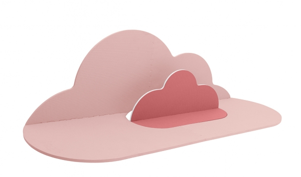 Playmat Head in the clouds  Blush rose S de Quutopia