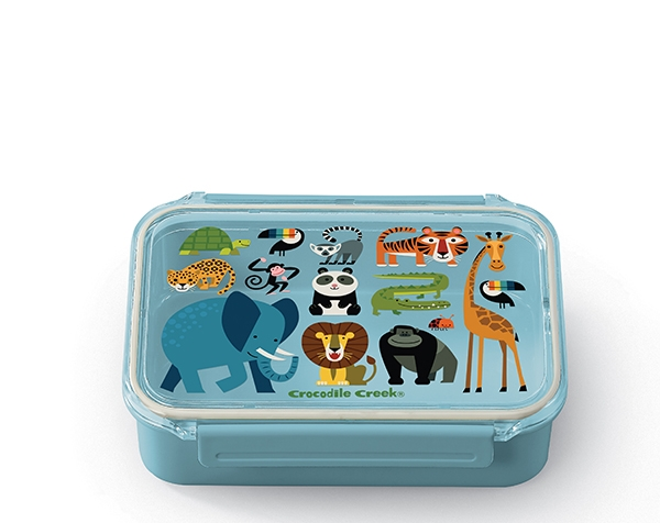 Bento Box Jungle Friends de Crocodile Creek