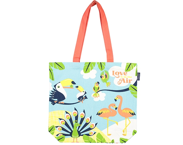 LIITA Love is in the air Shopping Bag de Coqenpâte Primavera Verano 2021