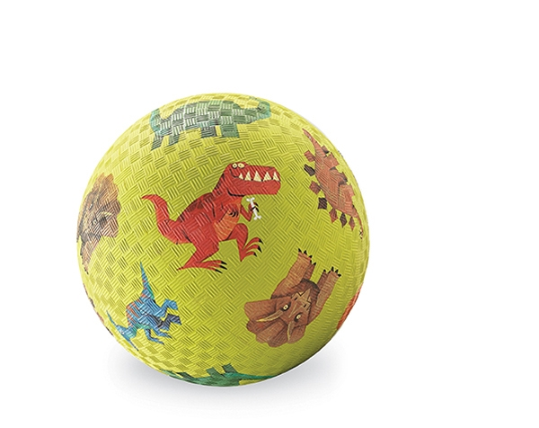 Ball Dinosaur Green 13cm. de Crocodile Creek