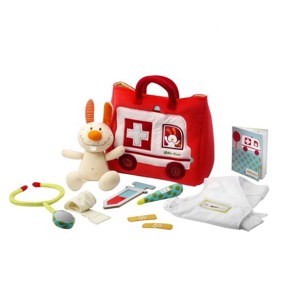 Ambulance doctor set de Lilliputiens