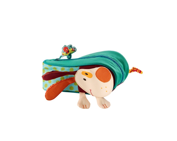 Jef pencil case de Lilliputiens