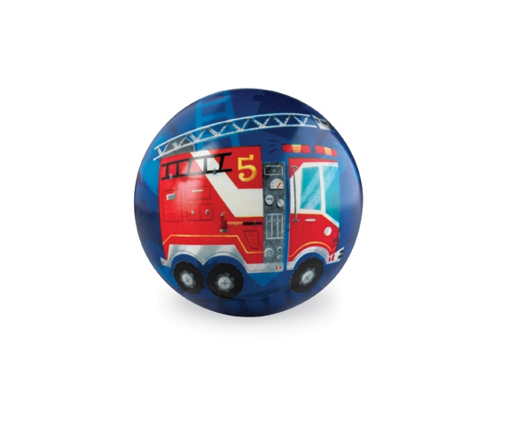 Ball Play Fire Truck 10 cms. de Crocodile Creek