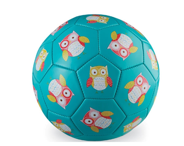Soccer Ball Owl 18 cm de Crocodile Creek