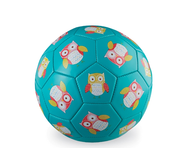 Soccer Ball Owl 14 cm de Crocodile Creek